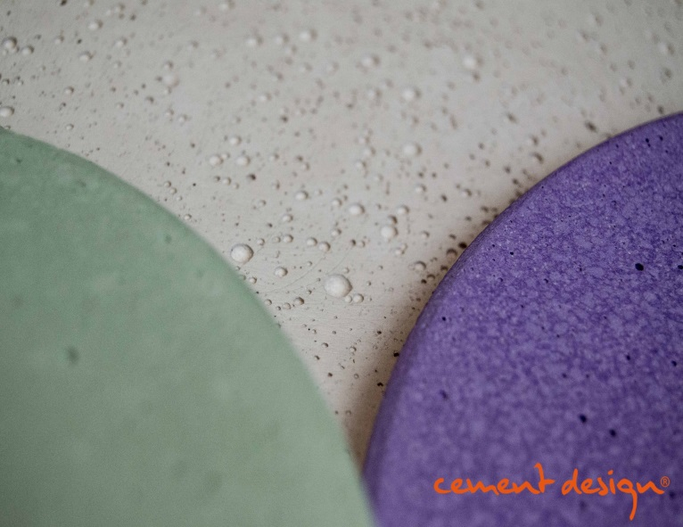 Cement Design Revestimientos Continuos Cevisama Cemento Feria Valencia 2